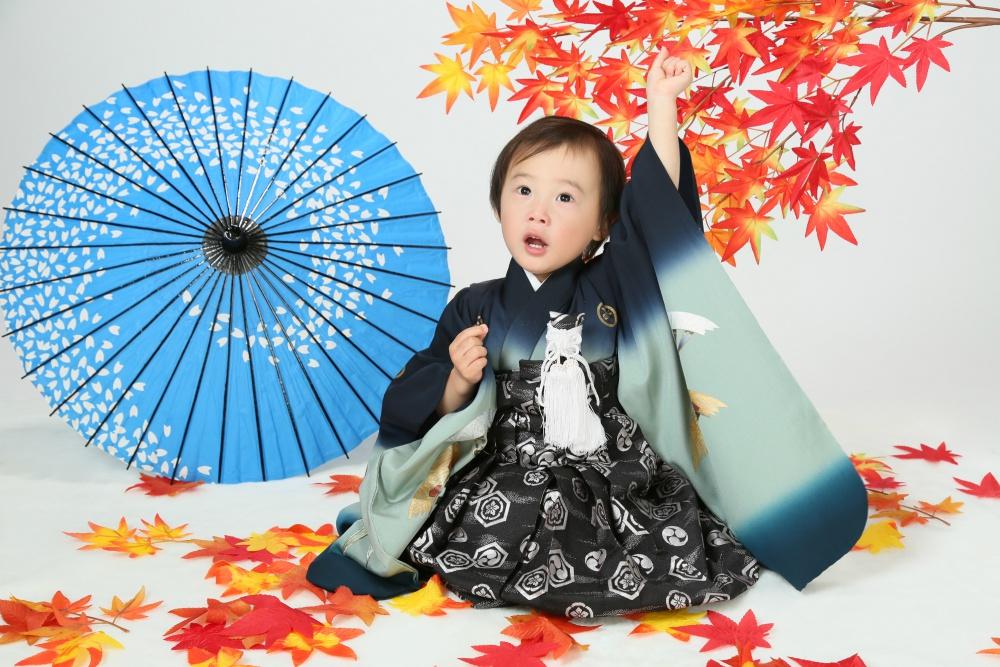 【キャンペーン】お得な秋の七五三撮影のご案内!!