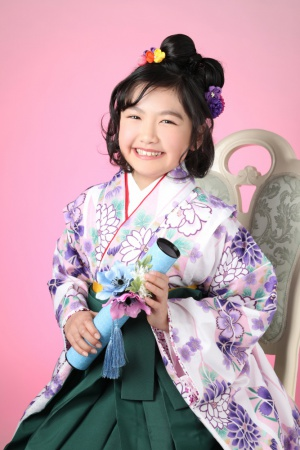【姫路市近郊にお住まいの方へ】小学校卒業袴前撮りのご案内‼