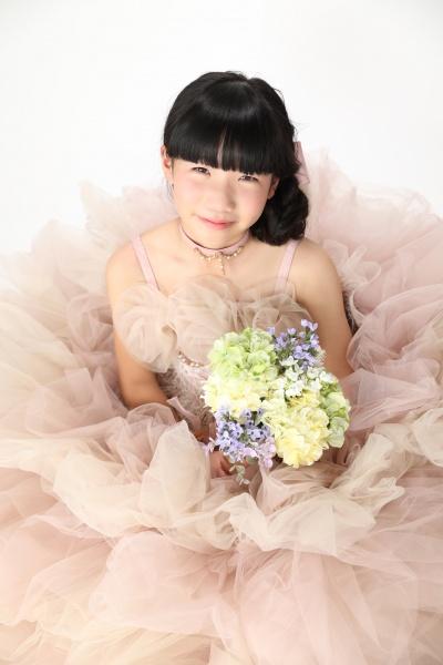 【2分の1成人式】着物もドレスも可愛く大人っぽく【女の子記念撮影】