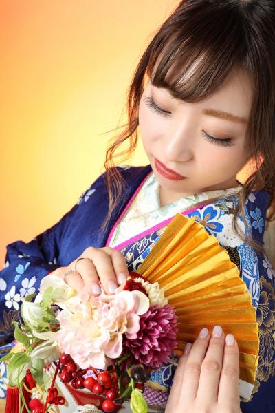 【成人式前撮り】日本には四季がある【振袖】
